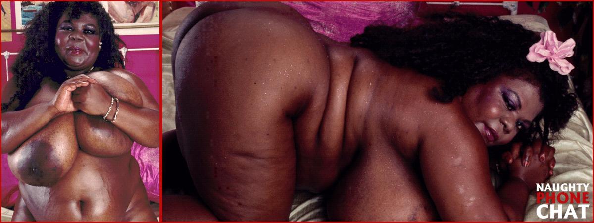 Sexy Ebony Granny Chat